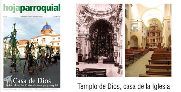 nules templo de dios casa de la iglesia